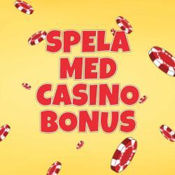 spela med casino bonus